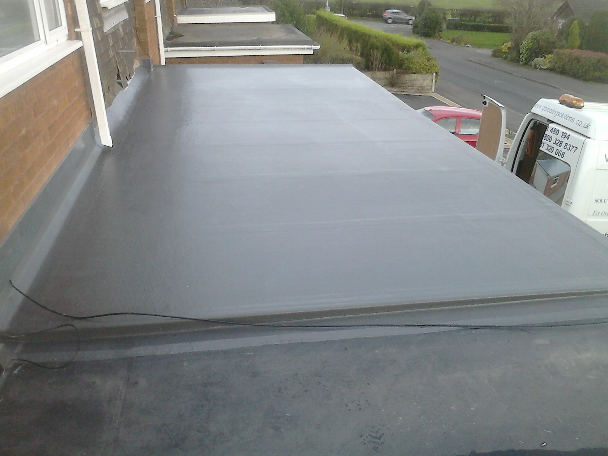 GRP Roofing 18