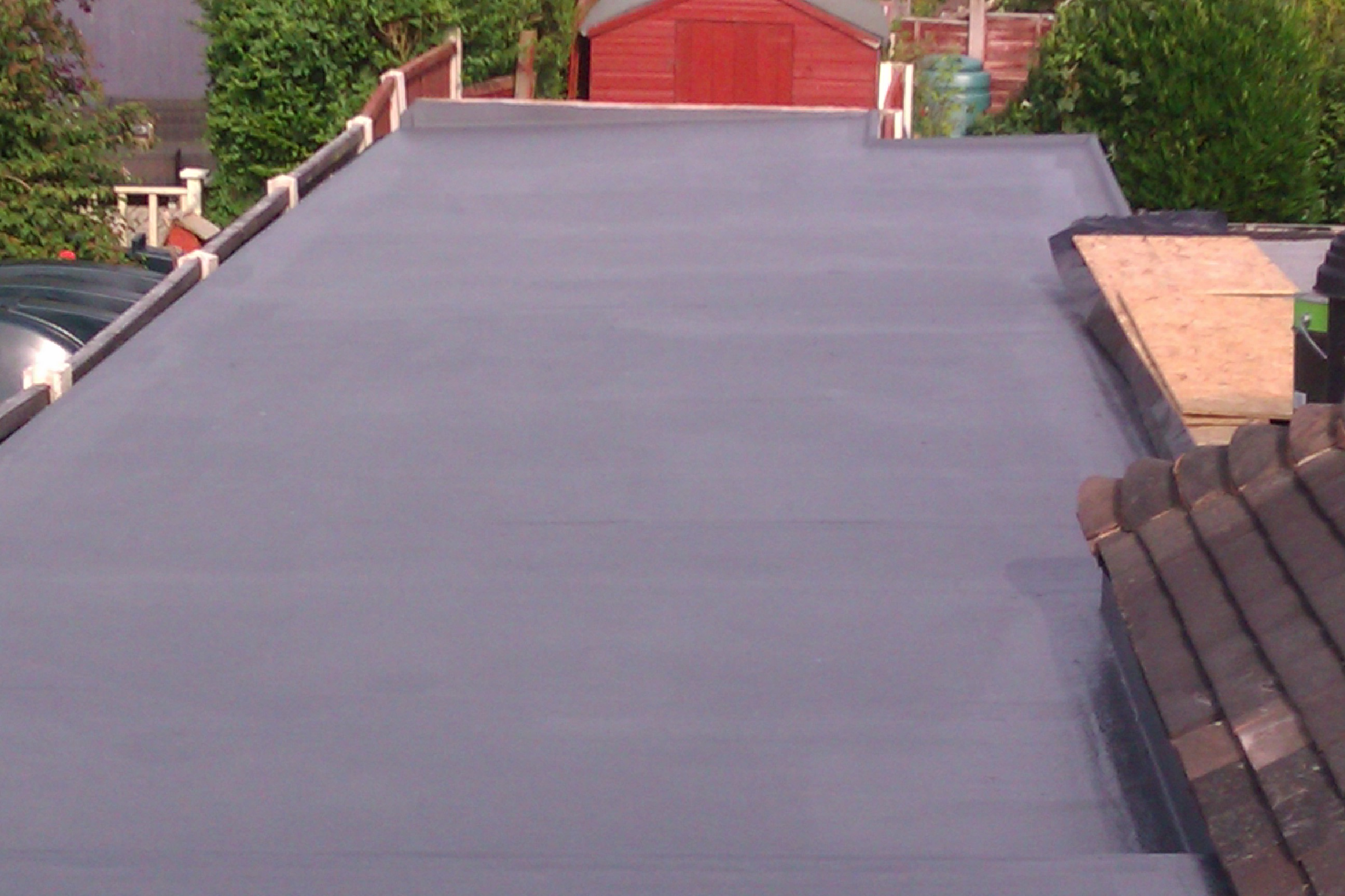 GRP Roofing 25